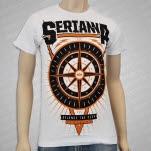 Serianna Compass White T-Shirt