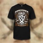 Serianna Define Me Black T-Shirt