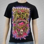 Serianna Warthog Black T-Shirt
