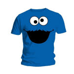 Sesame Street Monster Face T-Shirt