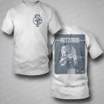 Set Free Live Shot White T-Shirt