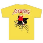 Set Your Goals Beetle Yellow T-Shirt