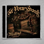 Set Your Goals Mutiny Deluxe Edition CD