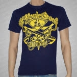 Set Your Goals Mutiny Navy T-Shirt