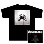 Sevendust Alpha Album Black T-Shirt