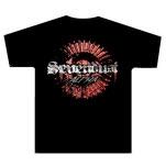 Sevendust Alpha Cirle Black T-Shirt