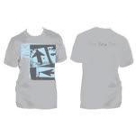 Seven Mary Three Arrow Gray T-Shirt