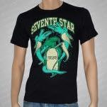 Seventh Star RIP Black T-Shirt