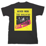 Sex Pistols Nevermind the Bollocks T-Shirt