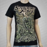 Shadows Fall Wasteland Black T-Shirt