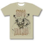 Shai Hulud Hopes Khaki T-Shirt