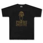 Shai Hulud Zombie Apocalypse Skull T-Shirt