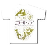 Shiny Toy Guns Gears T-Shirt
