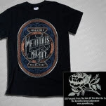 Shirts For A Cure Dallas Black T-Shirt