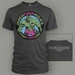 Shirts For A Cure Jaded Punk Hulk Dark Heather T-Shirt