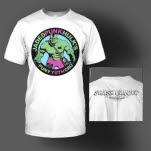 Shirts For A Cure Jaded Punk Hulk White T-Shirt