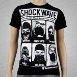 Shockwave Dangerous Black T-Shirt