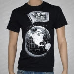 Shockwave Global Black T-Shirt