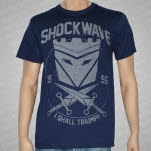 Shockwave Triumph Navy T-Shirt