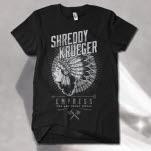 Shreddy Krueger Empress Black T-Shirt