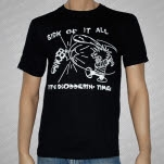 Sick Of It All Clobberin Time Black T-Shirt