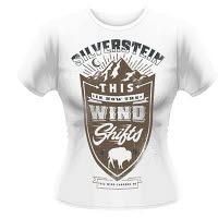 Silverstein Crest Girlie T-Shirt