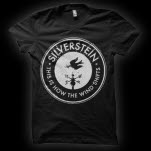 Silverstein Addendum Black T-Shirt