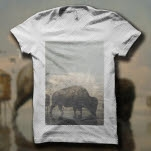 Silverstein This Is How The Wind Shifts White T-Shirt