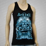 Sirens Electric Chair Black Tank Top