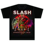 Slash Apocalyptic Love T-Shirt