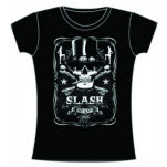 Slash Label Ladies T-Shirt