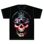 Slayer Skull Hat T-Shirt