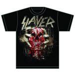 Slayer Skull Clench T-Shirt