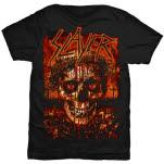 Slayer Crowned Skull T-Shirt