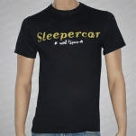 Sleepercar West Texas Black T-Shirt