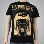 Sleeping Giant Dread Champions Black T-Shirt