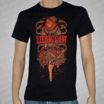 Sleeping Giant Whoremonger Black T-Shirt