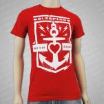 Sleeping With Sirens Floater Red T-Shirt