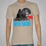 Sleeping With Sirens Mountain Sand T-Shirt