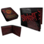 Slipknot Leather With Tin Wallet