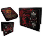 Slipknot Black Red Tin Ring Wallet