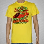 Smartbomb Chaos Yellow T-Shirt