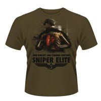 Sniper Elite Kill Cam T-Shirt