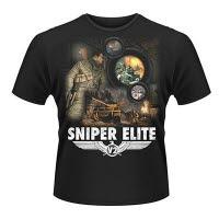 Sniper Elite Collage T-Shirt