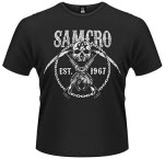 Sons Of Anarchy Cross Guns T-Shirt