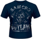 Sons Of Anarchy Outlaw T-Shirt