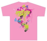 So They Say Dali Pink T-Shirt