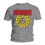 Soundgarden Badmotor Finger T-Shirt
