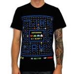 Spacetime Fabric Supernova Black T-Shirt