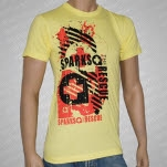 Sparks The Rescue Splatter Yellow T-Shirt